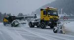 самоходная снегоуборочная машина / для аэропортов