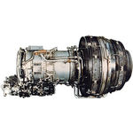 турбореактор 0 - 100 kN / 0 - 100 кг / для служебного самолета / для гражданской авиации