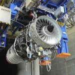турбореактор 0 - 100 kN / 300 кг + / для служебного самолета