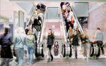 эскалатор для аэропортов