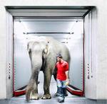 электрический лифт / для аэропортов / 1000 - 3000 кг / 3000 кг +