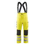 рабочий брюки / для трассы аэропорта / высокая видимость / непромокаемый