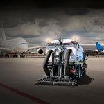 подметальная машина для взлетно-посадочной полосы