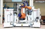 роботизированная сборочная машина