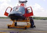 транспортер для вертолета